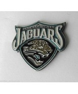 JACKSONVILLE JAGUARS NFL FOOTBALL LOGO LAPEL PIN BADGE 1 INCH - $5.88