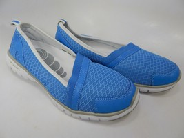Propet Travellite Size 7 M (B) EU 37 Women's Slip-On Shoes Periwinkle Blue W3248