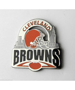 CLEVELAND BROWNS NFL FOOTBALL SKYLINE LOGO LAPE... - $6.47