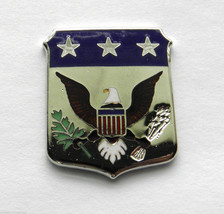 UNITED STATES US ARMY WAR COLLEGE SHIELD LAPEL ... - $4.46