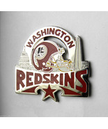 NFL FOOTBALL REDSKINS OLDER STAR DESIGN METAL E... - $5.59