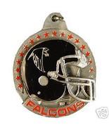 NFL FOOTBALL ATLANTA FALCONS PEWTER KEY RING KE... - $7.21