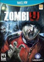 ZombiU - Nintendo Wii U [Nintendo Wii U] - $34.99