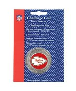 Kansas City Chiefs NFL Challenge Coin/Lucky Poker Chip - $2.73