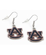 Auburn Tigers - NCAA Team Logo Dangler Earrings - $2.48