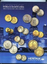 Heritage Auctions Catalog World & Ancient Coins April May 2012 Chicago I... - $34.65