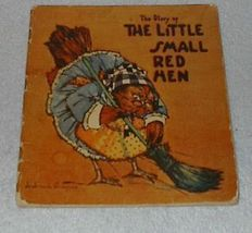 Little small red hen1 thumb200