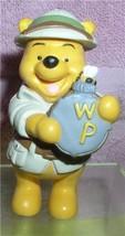Winnie the Pooh safari Disney  figure cake topper PVC - $19.34
