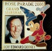 Sorcerer Mickey Rose Parade 2000  Roy Authentic  Disney  pin - $129.99