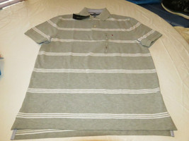 Men's Tommy Hilfiger Polo shirt  logo 7871410 Grey Heather 004 S Classic... - $32.07