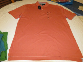 Men's Tommy Hilfiger Polo shirt  logo 7864547 Sconset Red 647 XL Classic... - $32.07