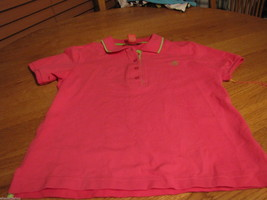 Girls youth Key West brand polo shirt M KW500 Whitney tropical punch $58 NEW - $23.75