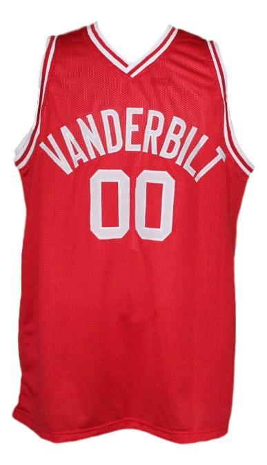 Steve Urkel Vanderbilt Family Matters Basketball Jersey New Sewn Red Any Size