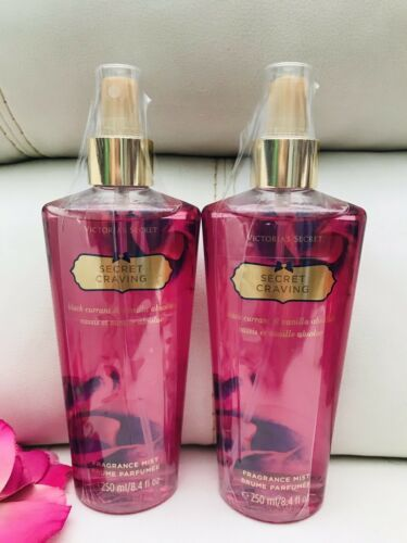 New Victoria's Secret Secret Craving 8.4 oz Fragrance Mist Brand Discontinue HTF