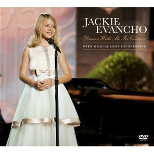 Dream with me in concert  dvd   cd combo by jackie evancho