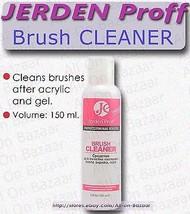 Jerden Proff  - BRUSH CLEANER cleaning brushes 150 ml. - $18.00