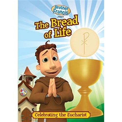Brother francis the bread of life   dvd