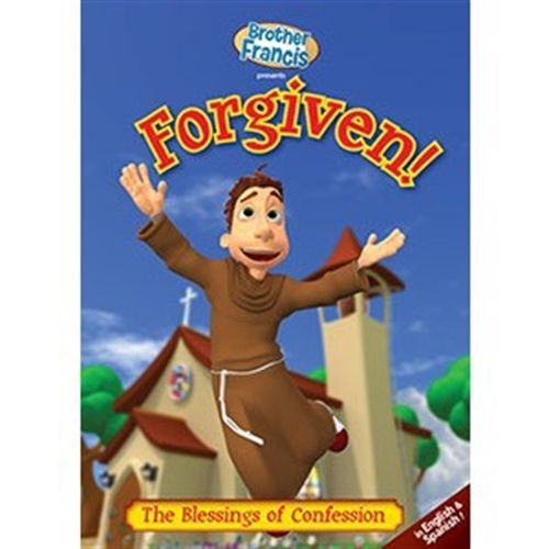 Brother francis forgiven   dvd