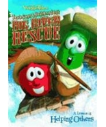 BIG RIVER RESCUE by Veggie Tales - $22.95