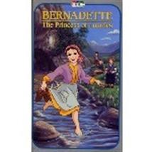 BERNADETTE: THE PRINCESS OF LOURDES - VAR1920DVDCCC
