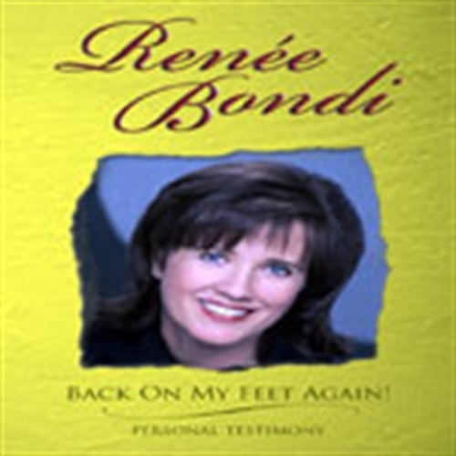 Back on my feet again   dvd by renee bondi