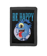 Be Happy TriFold Nylon Wallet - $19.95