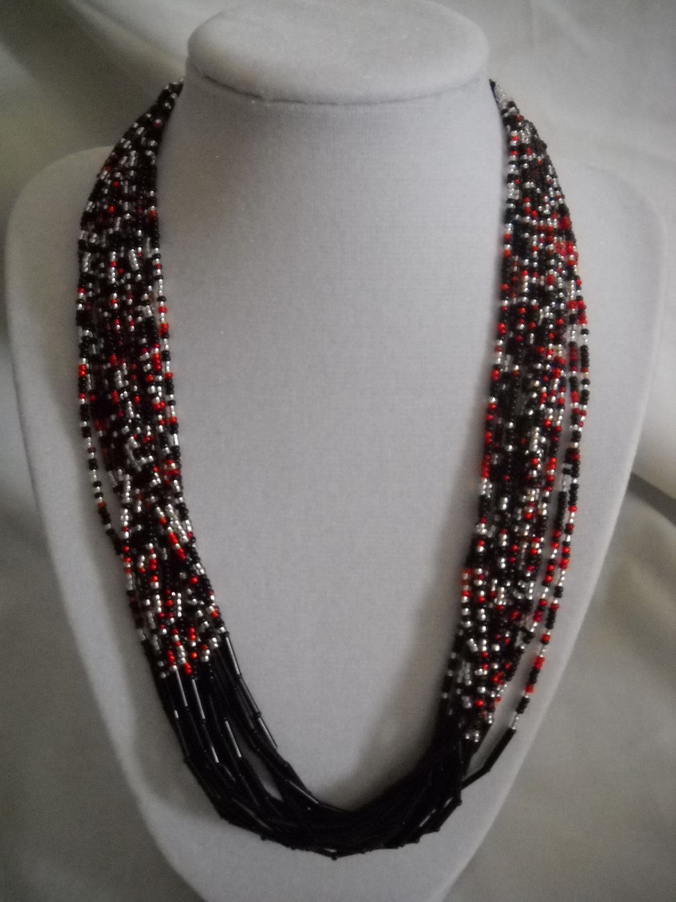 Primary image for Zulu Beaded Necklace