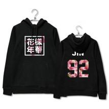 BTS Bangtan Boys Hooded Sweatshirts men and women Lovers Autumn - $66.30