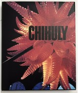 Chihuly Book With 6 Photo Cover Card 8 1/2 X 6 - $13.85