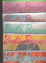 Barbie Bazaar Magazine -2004 (5-Issues -April,June.August,Oct & Dec.) - $11.00