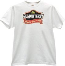 El Monterey Frozen Mexican Food T Shirt - $17.99+