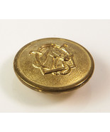 Org Ralph Lauren Chaps gold color metal Replacement pocket sleeve button... - $2.92