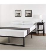 Abel 14 Inch Metal Platform Bed Frame / Mattress Foundation / No Box Spr... - $179.99+