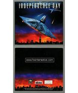 g Independence Day,, Vintage Win95 PC game, Mov... - $6.00
