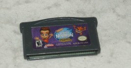 Adventures of Jimmy Neutron Attack of the Twonkies Game Boy Advance 2004 - $4.94