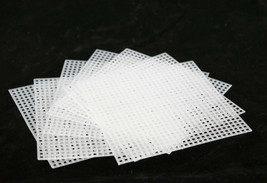 "60 Pcs. 2""x 2"" Plastic Drainage Mesh / Screen / Net For Bonsai Tree Pot ... - $24.17"
