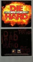 g Die Hard Trilogy, Vintage Win95 game, Movie a... - $6.00