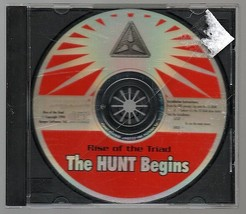 g Rise of the Triad, Hunt Begins, 1994, Vintage DOS game, PC, 1st Person... - $6.00