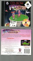 g Fuzzy's Space Golf, Vintage DOS game, PC, Cosmic Minature Golf - $5.00