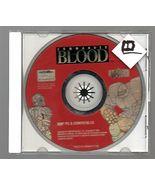 g Commander Blood, Vintage DOS game, PC - $5.00