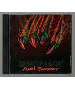 g Xenophage Alien Bloodsport, 1994, Vintage DOS game, PC - $5.00