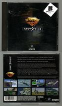 g Navy Strike, Vintage DOS game, PC, 1996, Flight shooter - $5.00