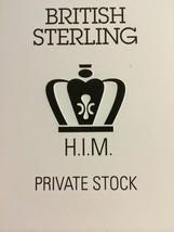 British Sterling H.I.M. HIM Private Stock 3.8 FL OZ Eau De Toilette Spra... - $18.00