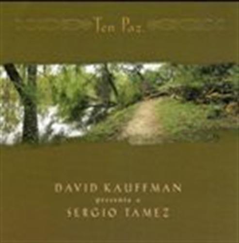 Ten paz  be still in spanish  by david kauffman