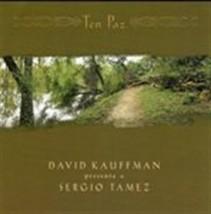 Ten Paz (BE STILL IN SPANISH) by David Kauffman - DKTENPAZCD