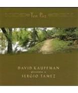 Ten Paz (BE STILL IN SPANISH) by David Kauffman - DKTENPAZCD - $22.95