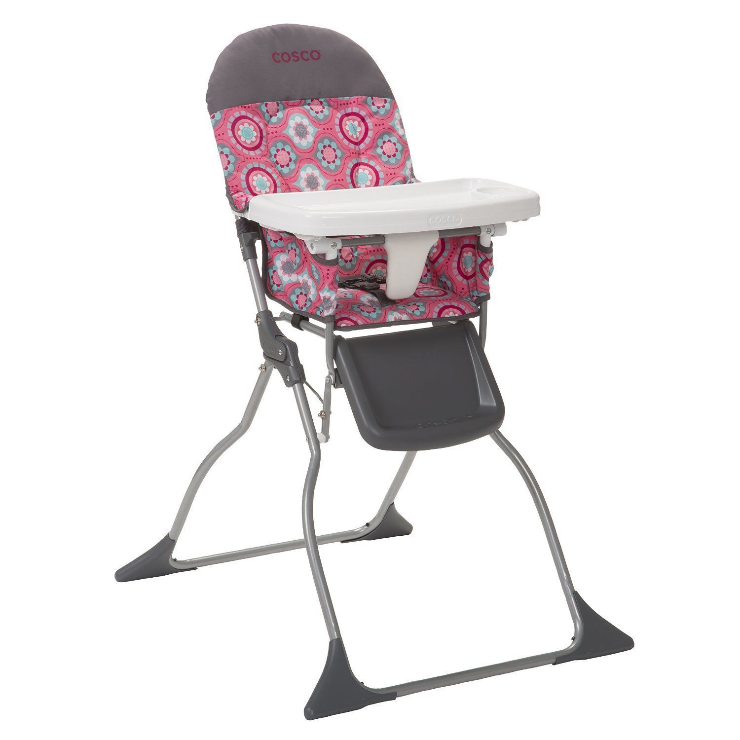 Hot Sale! $39.95 Cosco Simple Fold High Chair, Posey Pop