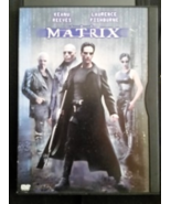 The Matrix 1999 Rated R DVD Widescreen Version - $4.99