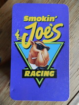 Smokin Joes Racing Matches Collectible Tin Came... - $11.92