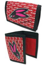 Tiger & Bunny: Bunny Logo Wallet GE61006 NEW! - $17.99
